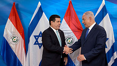 Paraguay opens its Israel embassy in...