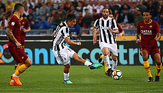 Juve seal seventh straight Serie A