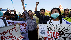 Myanmar's 'invisible war' on the...