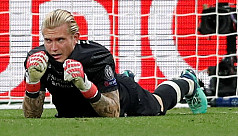 Karius unable to sleep after final as...