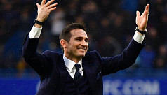 Lampard pleased with Chelsea progress