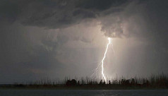 Five killed by lightning strikes in...