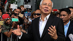 Almost $30 million seized in raids linked to Malaysian ex-PM