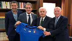 Mancini given the Italian job