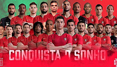 Nearly half Portugal's Euro squad to...