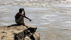Monu River embankment erosion threatens...