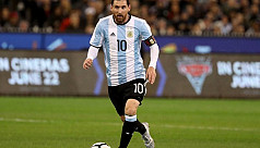 Messi lacks Argentina support, says...