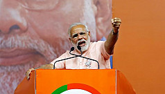 Modi fights to capture southern Indian...