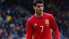 Morata misses out on Spain World Cup...