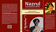 Spanish translation of Kazi Nazrul Islam's poems and essays