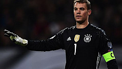 Injured Neuer named in Germany...