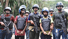 Police probing how militants are being...