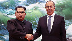 Lavrov invites Kim to Russia as Moscow...
