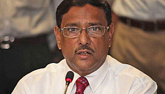 Quader: BNP's Fakhrul might take oath...