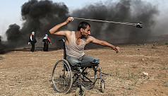 Israel launches new air raid on Hamas...