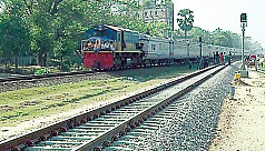 Stone throwing at trains causes Tk1.45cr...