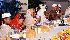 PM hosts iftar for war-wounded freedom...