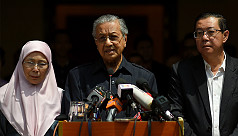 Mahathir, Anwar step in as tensions flare within Malaysia's ruling alliance