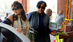 Congress leader Shashi Tharoor charged...