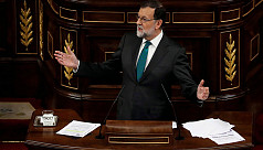 Spain's Rajoy expected to fall in no-confidence...