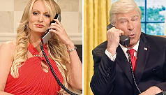 Stormy Daniels plays cameo role in Trump...