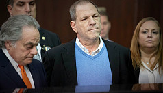 Harvey Weinstein indicted on rape charges