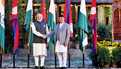 Modi visits Nepal in bid to counter...
