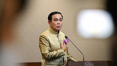 Thai PM says wait until next year as protesters demand early elections