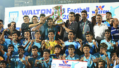 Abahani edge Farashganj to lift...