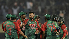 Bangladesh tour of West Indies fixture...
