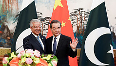 Pakistan in the Chinese  sphere of...
