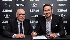 Lampard appointed Derby manager