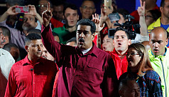 Maduro wins disputed vote as Venezuela...