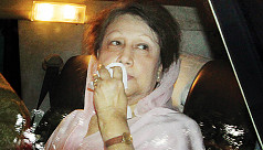 Khaleda's bail stayed in Comilla murder...