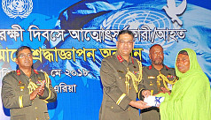 International Day of UN Peacekeepers...