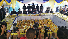 Malaysians make record bust of crystal...