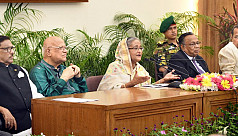 PM Hasina: People will decide who will...