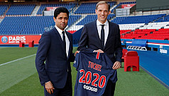PSG coach Tuchel relishes working with...