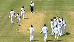 Holder, Dowrich rescue Windies in Sri...