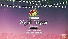 This Ramadan, enjoy a Magical Night out at Vim presents Cookups Night Bazaar