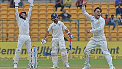 Afghanistan fight back after Dhawan...