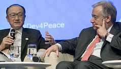 UN chief, World Bank president to visit...