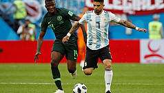 Battling Banega brings bite to Argentina's...