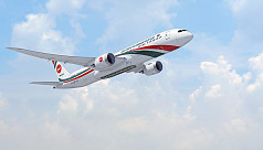 Biman's Dhaka-Medina flights take off