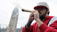 Canada legalizes recreational use of...