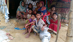 Rohingyas greet Eid with dismay