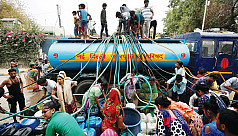 Indian capital's summer of discontent:...
