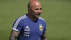 Mascherano shoots down Sampaoli rift...