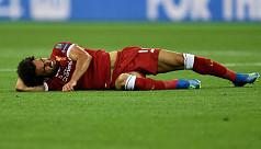 Egypt gamble on Salah's fitness for...
