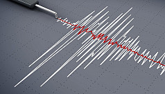 5.8 magnitude earthquake jolts Dhaka...